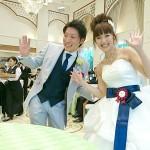 猫の席次表でふたりらしい結婚式を演出