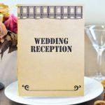 結婚式 オリジナル ペーパーアイテム