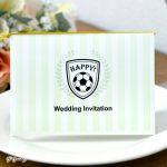 面白い 招待状 結婚式