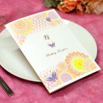 春挙式 結婚式 蝶々 手作り