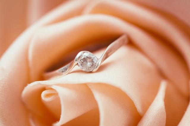 結婚が決まったら 婚約指輪