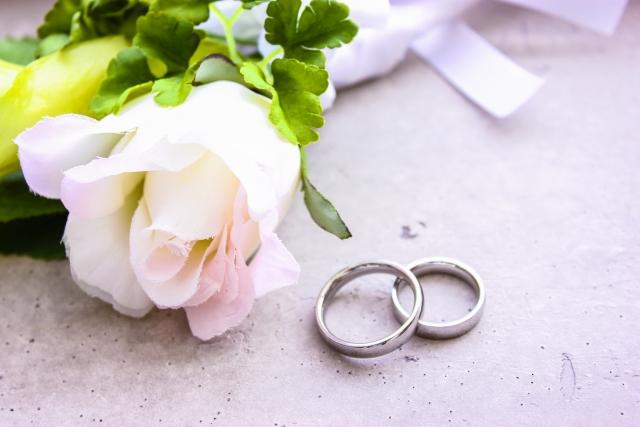 結婚式までの流れ 結婚指輪を買う