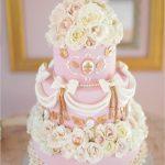 可愛いウェディングケーキ♡